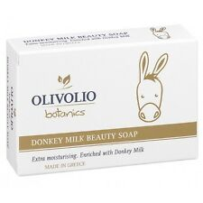 Olivolio Greek Donkey Milk Olive Oil Soap 100g