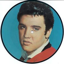 "7"" ELVIS 45 Picture Disc ""Baby I don´t care/Tutti frutti/One-sided love affair"""