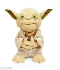 Star Wars Peluche parlante Yoda 38 cm sonore talking plush