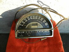 1953 1954 Pontiac Instrument Gauge Cluster in Nice Original Condition -