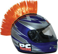 PC Racing Universal Orange Helmet Mohawk PCHMORANGE