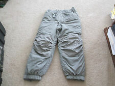 US MILITARY G III ECW EXTREME COLD WEATHER TROUSERS SIZE MEDIUM - REGULAR NEW