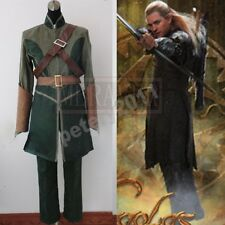 The Lord Of The Rings The Hobbit Legolas cosplay costume