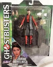Ghostbusters Select Janine Melnitz Diamond Select Toys Action Figure