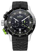 Edox Chronorally 1 Herrenuhr Sport Chronograph 10305 3NV NV