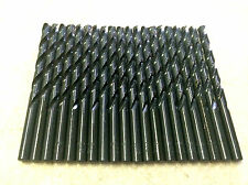 "20 NEW 1/4"" CLEVELAND TWIST DRILL BITS HIGH SPEED STEEL 118 DEG GENERAL PURPOSE"
