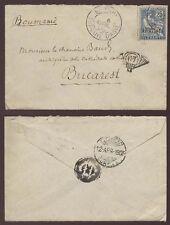 Francia Levant 1905..... Esmirna a Rumania