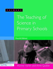 The Teaching of Science in Primary Schools,GOOD Book