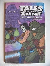 MIRAGE Tales of the TMNT The Collected Books Volume 4 Ninja Turtles 2007 TPB OOP