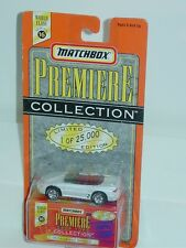 MATCHBOX PREMIERE COLLECTION IN SERIES 16 MITSUBISHI SPYDER