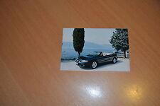 PHOTO DE PRESSE ( PRESS PHOTO ) Chrysler Stratus Cabrio GM221