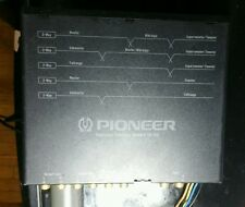 PIONEER Electronic Crossover Network CD-635