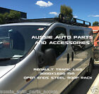 RENAULT TRAFIC L2H1 LWB Low Roof Van Steel Roof Rack 3000x1600mm Open Ends