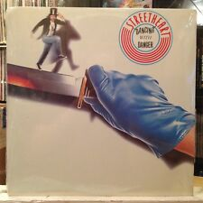 SEALED LP~STREETHEART~Dancing With Danger~[Original 1983~BOARDWALK~Issue]~