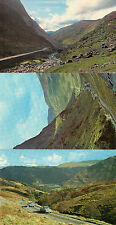 Cumbria ,Lake district  x3 Honister pass ,and crag unposted 1960/70's