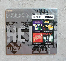 GET THE BUZZ (KATERINE/ HELIOS MORTIS/ ULTRA ORANGE/ MARIO) DIGIPACK 8T SEALED