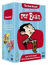 MR BEAN Complete Cartoon Comedy Collection Cartoon DVD Boxset Volume 1 2 3 4 5 6