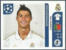 PANINI UEFA CHAMPIONS LEAGUE 2011-12- #223-REAL MADRID-CRISTIANO RONALDO