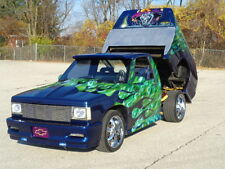 Chevrolet: S-10 Flt/wideside