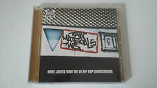 RAW MATERIALS VOLUME TWO MORE JOINTS FROM THE UK HIP HOP UNDERGROUND - CD ALBUM
