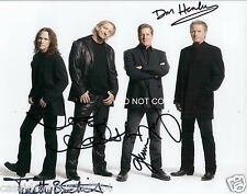 The Eagles band reprint signed autographed photo all 4 Glenn Frey Don Henley #2