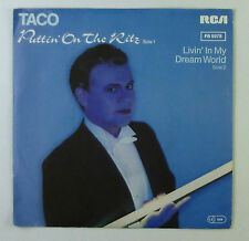 "7"" Single - Taco - Puttin' On The Ritz - S777 - washed & cleaned"