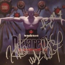 Nazareth - The Essential Signed Autographed Cd