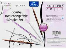 Knitter's Pride ::Comby Interchangeable Circular Needle Sampler Set:: Brand New