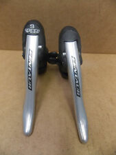 Campagnolo Centaur Silver 9 Speed Ergo Power Levers Shifters acd55
