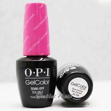 OPI Soak-Off GelColor FIJI 2017 Spring Summer Collection @PICK 1 Gel Polish