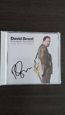 Ricky Gervais SIGNED Life On The Road CD SEALED David Brent The Office!