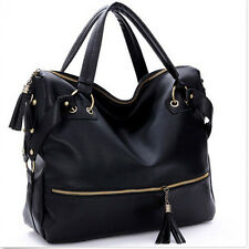 New Fashion Handbag Lady Shoulder Bag Tote Purse PU Leather Women Messenger TB