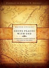 Going Places With God: A Devotional Journey Through the Lands of the Bible, Stil