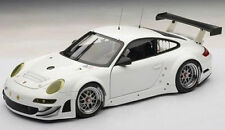 1/18 AUTOart - 2010 Porsche 911 GT3 RSR Plain Body Version White - weiss