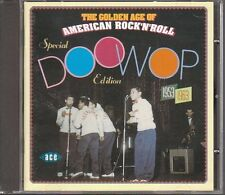 CD 396 THE GOLDEN AGE OF AMERICAN ROCK'N'ROLL  DOO WOP 1953 1963