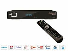 Redline ts 300 IPTV USB PVR ca YouTube incl. cable HDMI todo experto FullHD HD +