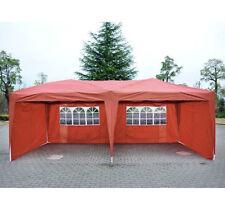 10u0027 X 20u0027 Outdoor Patio Gazebo EZ Pop Up Party Tent Wedding Canopy W