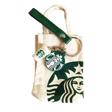 RARE-SPECIAL-STARBUCKS-COFFEE-KEYCHAIN-WITH-MINI-BAG-GIFT-THAILAND RARE KEYRING