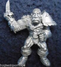 1989 Ogro bloodbowl 2ª Edición Star Player M gorg n throg Big Guy Ciudadela ogor