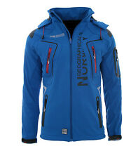 Geographical Norway Herren Softshell Jacke regen sport Outdoor Herbst jacke