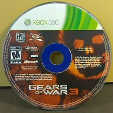 GEARS OF WAR 3(XBOX 360) USED AND REFURBISHED (DISC ONLY) #10988