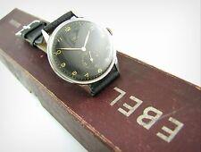 Vintage Watch......EBEL Fab.SUISSE....SSteel....Stunning Dial....Original Box!!