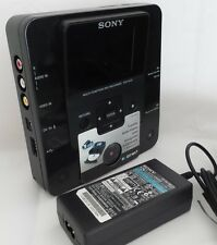Sony VRD-MC6 DVDirect Compact Size DVD Burner with AVCHD Recording