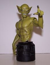 Marvel The Jackal Mini Bust Low # 0966/1500 NIB Jim Maddox Bowen Figure Statue