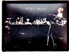 ROXY MUSIC VINTAGE SEW ON PHOTO PATCH