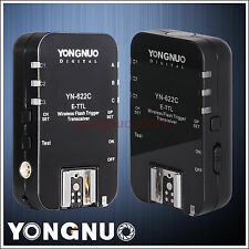 Yongnuo YN-622C Wireless TTL Flash Trigger for Canon 5D 7D 5DII 5DIII 1DIV 1DIII