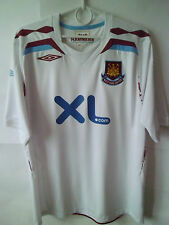 2007-08 West Ham Away Shirt Jersey Trikot L
