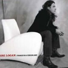 ONI LOGAN (Lynch Mob)-Stranger in a foreign Land             Rare CD