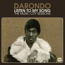 Darondo - Listen To My Song: The Music City Sessions (HIQLP 029)
