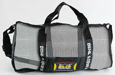 Grip Power Pads Mesh Gear Bag Multipurpose Gym Bag Beach Bag Scuba Diving New